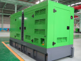 上の製造者50Hz 250kVA/200kwの無声ディーゼル発電機(NT855-GA) (GDC250*S)