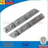 06b mettono la catena in cortocircuito del rullo di precisione del passo con i piatti diritti