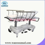 Transfer idraulico Stretcher con 3 Stages Side Rail