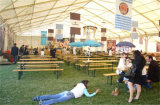 Tente extérieure d'événement d'usager de chapiteau de restaurant de 200 personnes