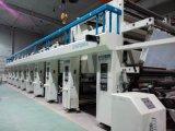 Utilizado de prensa caliente del rotograbado de los colores de la exportación 8 de China