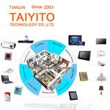 Sistema esperto da luz/cortina/controlo de segurança de Zigbee do controle de Tianjin Taiyito WiFi para a automatização Home de Iot