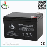 12V 10ah Mf nachladbare SLA Solarbatterie