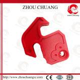 Verrouillage coloré et facile à utiliser de rupteur avec le cadenas de sûreté