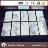 New marbre blanc poli populaire pour mur et sol