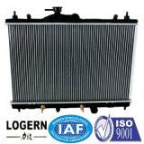 닛산 Latio/Tiidc'04를 위한 차 엔진 부품 자동 방열기에