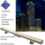 Im Freien Streifen-lineares Licht der Gebäude-Beleuchtung-LED