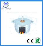 Motore facente un passo a magnete permanente bifase