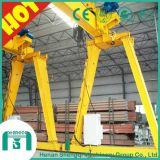 Portalkran mit der 3 Tonnen-bis 16 Tonnen-elektrischen Hebevorrichtung in kastenähnlichem