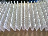 Media de filtro laminados engranzamento Rolls do metal