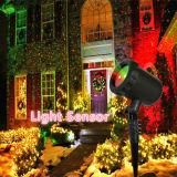 Proyector de 2016 nuevas del laser que vienen luces de la Navidad al aire libre/de la luz laser de la estrella