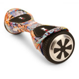 8 individu coloré de roue de Lamborghini Hoverboard 2 de chrome de Bluetooth de pouce équilibrant Hoverboard avec l'éclairage de DEL