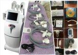 4 ручки обработки охлаждают техника тучного замерзая Cryolipolysis Slimming машина