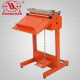 Alumunim e máquina da selagem do pedal do frame do ferro para a película e o papel do saco para o detergente do arroz e o produto da impressão