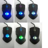 6D illuminato Computer Mouse