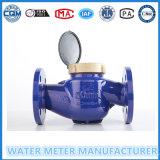 Tipo mecânico de Woltmann Watermeter Lxs-80e Gaoxiang