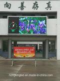 Стена цвета СИД DIP высокой яркости P10 напольная полная видео- с 3 летами гарантированности