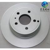 Performance forée ISO9001 de disques de frein haute