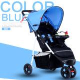 2016 neuer Design Foldable Baby Spaziergänger mit En1888 in Purple
