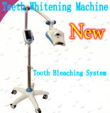 Diente del modelo nuevo Md-885 que blanquea 5 pulgadas de dientes blancos Acclerator, dientes de la pantalla táctil que blanquean la máquina