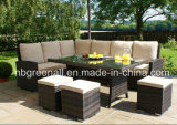 Novo Design Leisure Rattan Table Setting Outdoor Furniture