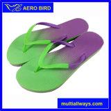 Deslizador africano del calzado del PE de la playa caliente para las señoras (PS-03-Green)