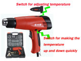 50-600 воздушный пульверизатор 1800W 7981u Step Heat Gun /Hot температуры 3