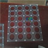 高品質(DM-CP01)のバイヤーそしてGEの100%のオリジナル材料のポリカーボネートシートの処理を切り分けるCNC