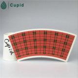 Tasse de papier de vente de Hztl C16oz de boissons froides enduites chaudes de PE