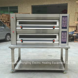 Pizza-Ofen, backender Ofen, reale Fabrik, Berufsbacken-Gerät Manufactruer.