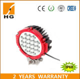 7inch 63W DEL Work Light Headlight pour Jeep
