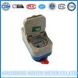 Medidor de água pagado antecipadamente cartão do CI para o uso residencial