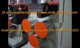 Linha de produção maquinaria da cinta do animal de estimação