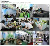 Présidences en osier de Tableau de meubles extérieurs (FP0008)