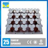 Manufatura concreta da máquina de fatura de tijolo do bloqueio do Paver da cinza de mosca