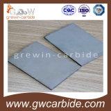 Placa do carboneto de tungstênio com alta qualidade