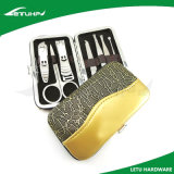 Набор внимательности ногтя комплекта Manicure Pedicure пользы нержавеющей стали Multi