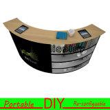 Projeto reusável portátil especial da cabine da exposição