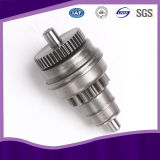 Pezzo meccanico di CNC dell'ingranaggio di azionamento del dispositivo d'avviamento di Bendix per Bajaj 3wheel-Half