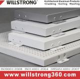 Revestimento de alumínio do painel PVDF para o revestimento da parede