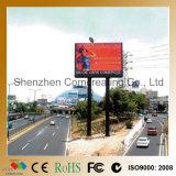 El panel de visualización a todo color de LED de la publicidad al aire libre del OEM P10 SMD
