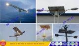Réverbère solaire économiseur d'énergie de la lampe 8m Pôle 60W de la Chine DEL
