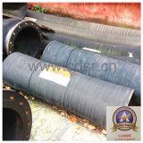 Tuyau en caoutchouc de décharge de l'eau de qualité de Cdsr