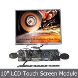 """Módulo resistente del tacto SKD con la visualización de pantalla de 10 """" LCD"""