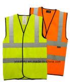 Workwear da segurança com a fita reflexiva da visibilidade elevada