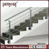 Barandilla de los Ss de la barandilla de la escalera del chalet (DMS-B2218)