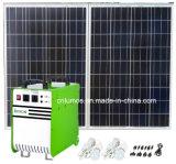 떨어져 격자 태양계 500W 변환장치 200W 태양 전지판 1440wh AGM 건전지