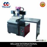 Mini cortadora Chipper de madera del CNC de la máquina de la carpintería del CNC (VCT-4030B)