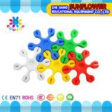 Building Blocks Toys Jouets intellectuels, colorés en plastique, blocs de bureau, jouet