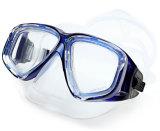 Mascherina adulta di immersione subacquea, mascherina navigante usando una presa d'aria, occhiali di protezione di nuoto